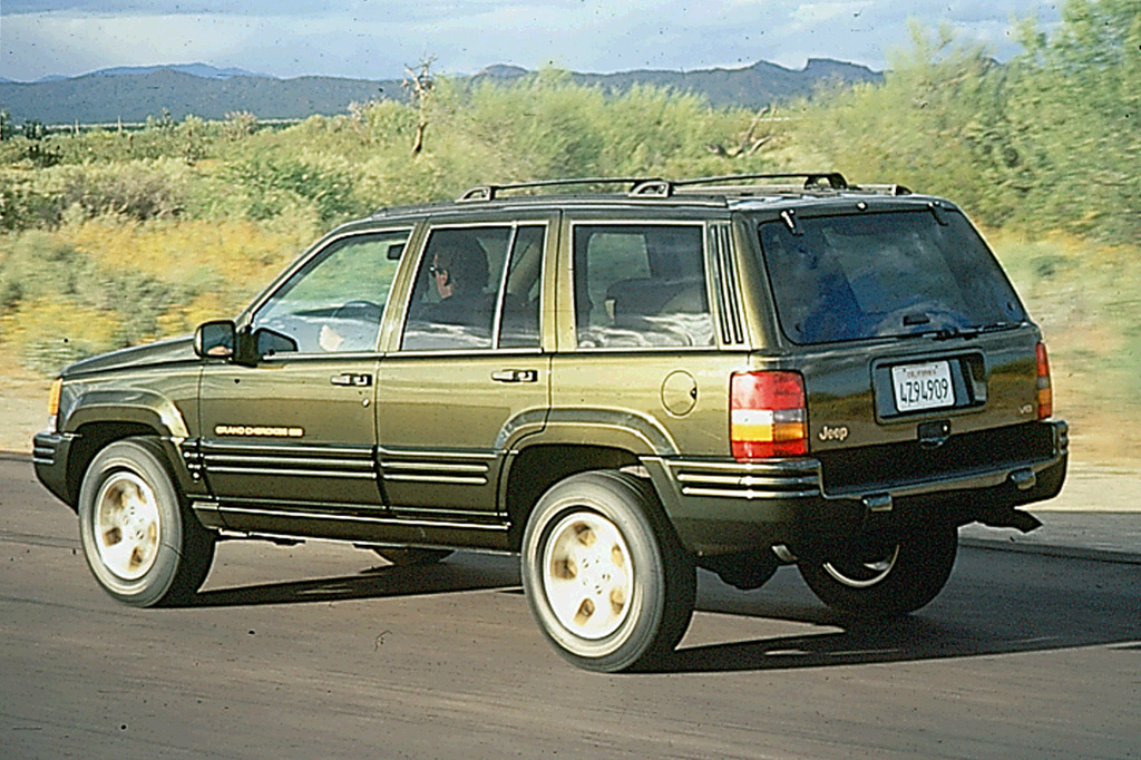 1996 Jeep Grand Cherokee Laredo >> 1993-98 Jeep Grand Cherokee | Consumer Guide Auto