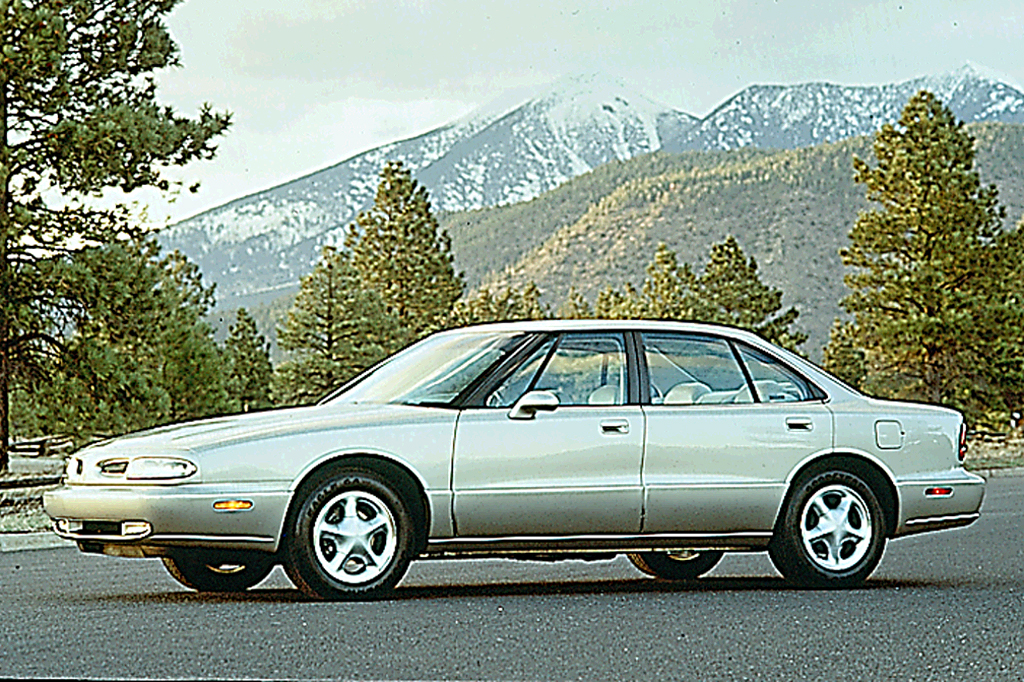1992-99 Oldsmobile Eighty Eight/Regency | Consumer Guide AutoConsumer Guide Auto