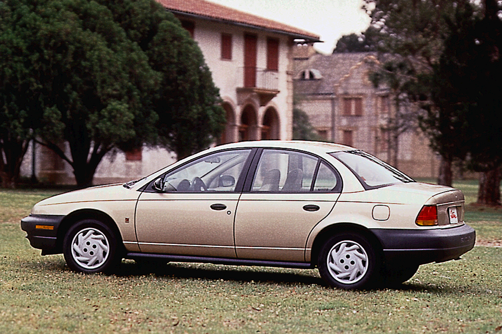 1996-02 Saturn Sedan/Wagon | Consumer Guide Auto