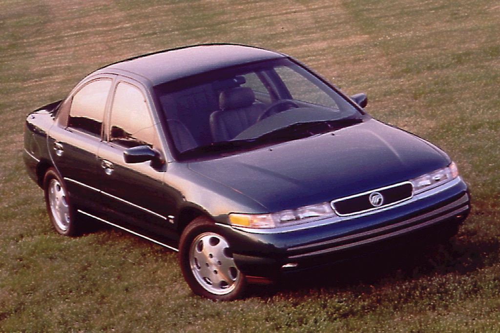 98 mercury mystique transmission