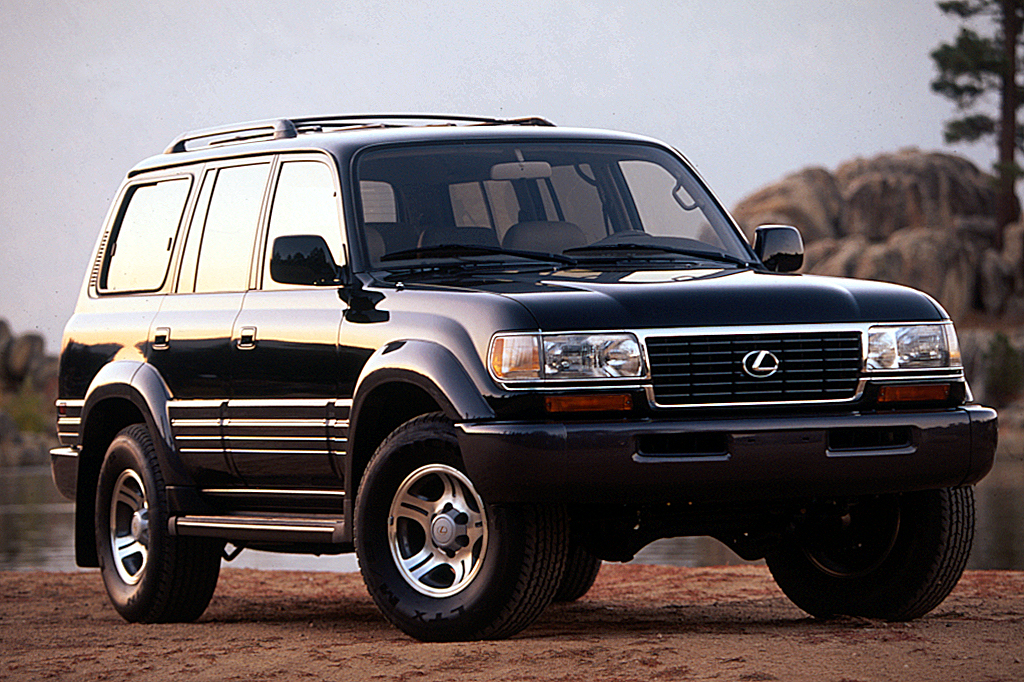 Certified Pre Owned Lexus >> 1996-97 Lexus LX 450 | Consumer Guide Auto