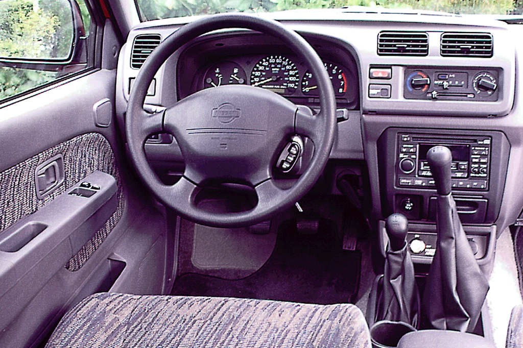 1998 nissan pathfinder automatic transmission problems