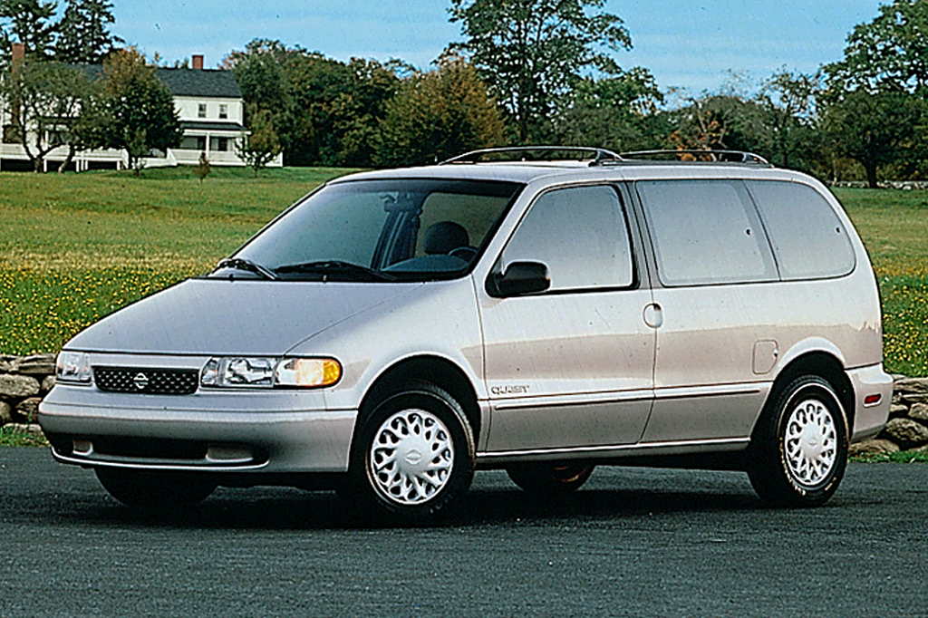 1997 nissan quest transmission