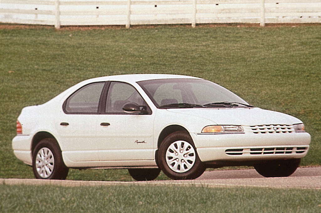 1996 00 Plymouth Breeze Consumer Guide Auto