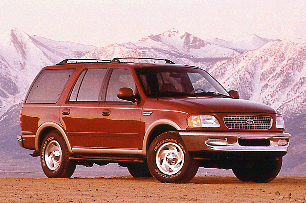 2001 ford expedition specs