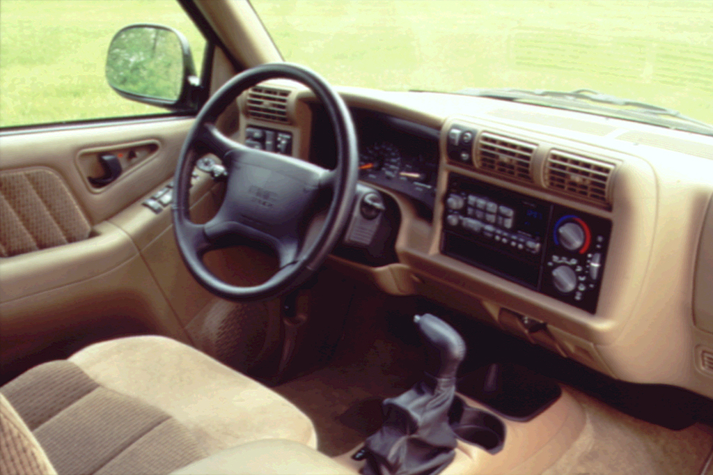 1995-01 GMC Jimmy/Envoy | Consumer Guide Auto