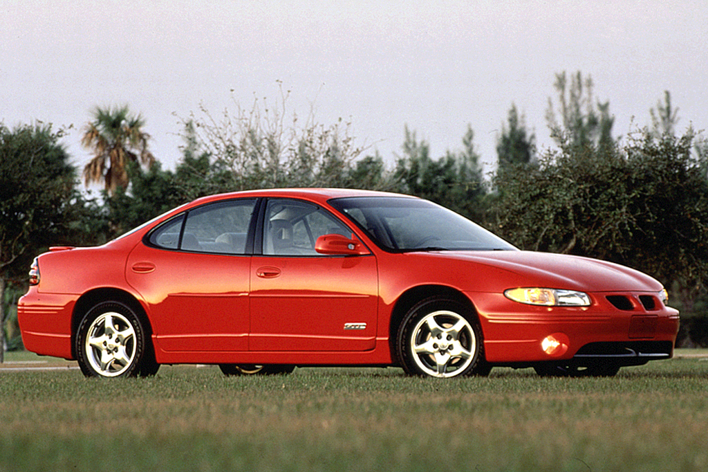 Certified Used Cars >> 1997-03 Pontiac Grand Prix | Consumer Guide Auto