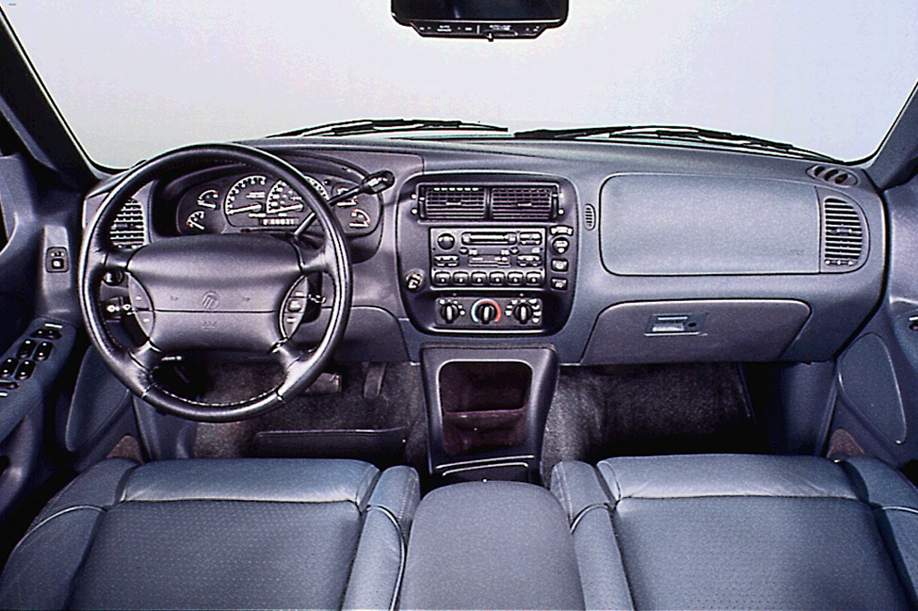 Ford Explorer Models >> 1997-01 Mercury Mountaineer | Consumer Guide Auto