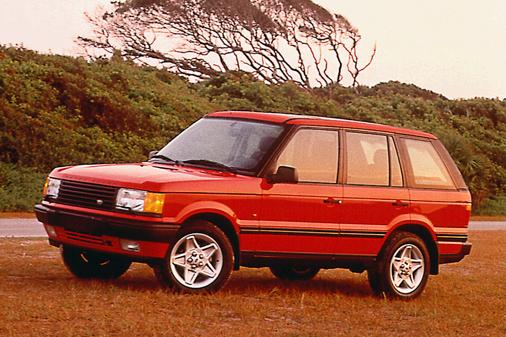 1992-02 Land Rover Range Rover | Consumer Guide Auto on