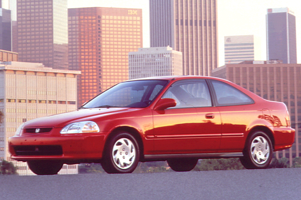 honda civic ex coupe 1996