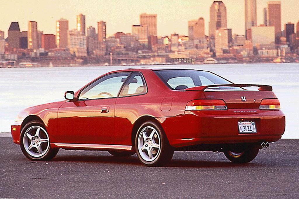 1997 01 Honda Prelude Consumer Guide Auto