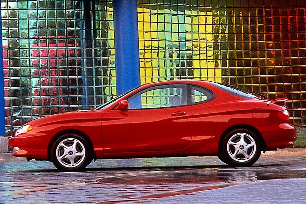 Car Seat Recall >> 1997-01 Hyundai Tiburon | Consumer Guide Auto