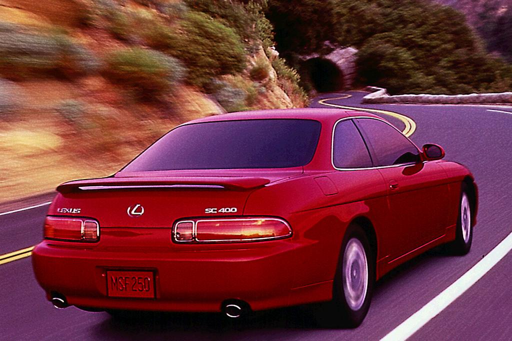 Car Seat Recall >> 1992-00 Lexus SC 300/400 | Consumer Guide Auto
