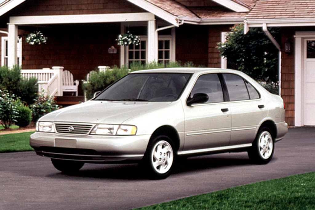 99 1999 Nissan Sentra owners manual