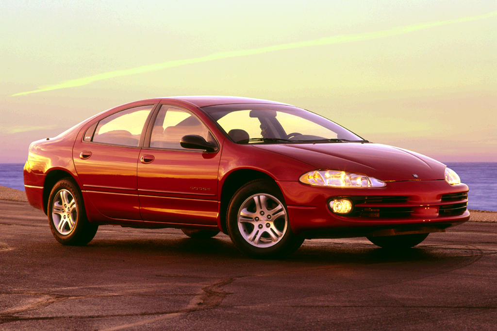 04 2004 Dodge Intrepid owners manual