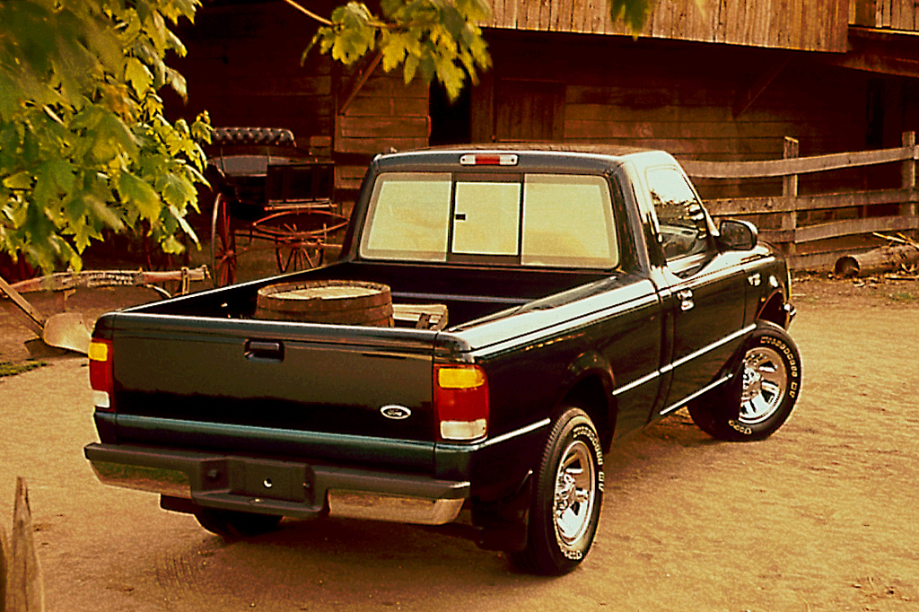 1998 11 Ford Ranger Consumer Guide Auto