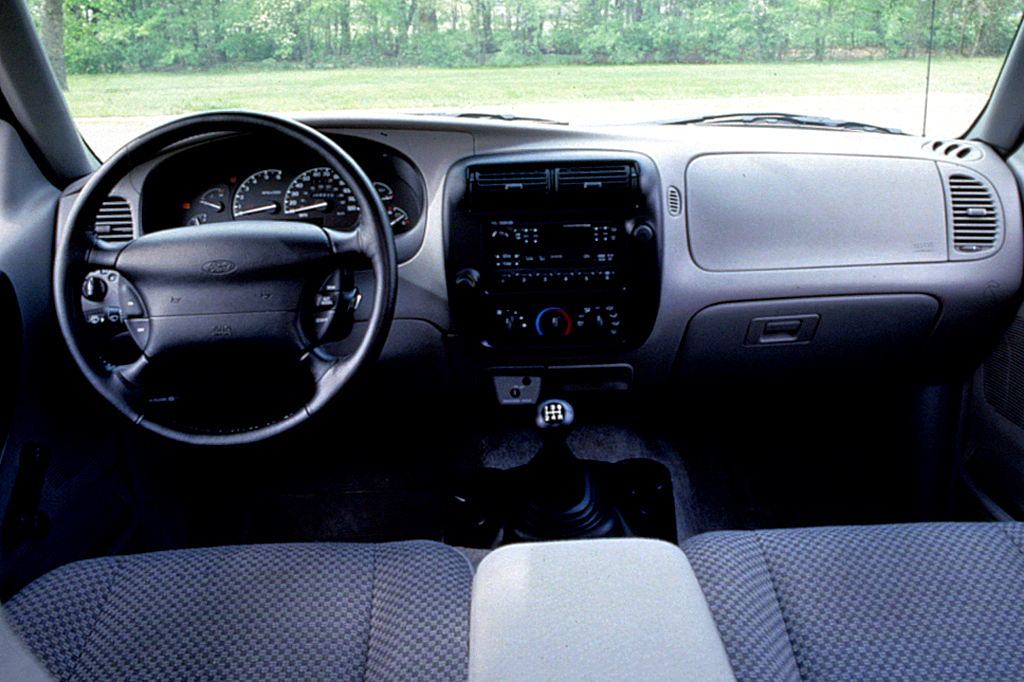 2002 Ford Ranger Interior Parts