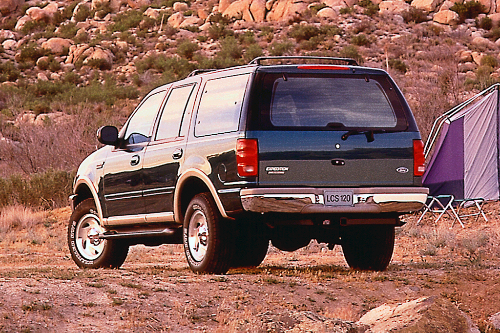 1997 02 Ford Expedition Consumer Guide Auto