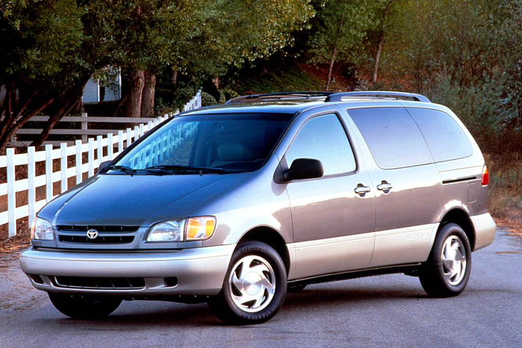 Toyota Build And Price >> 1998-03 Toyota Sienna | Consumer Guide Auto