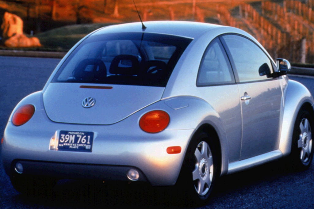 1998-05 Volkswagen New Beetle | Consumer Guide Auto on