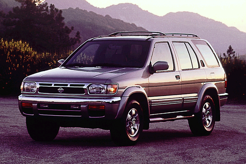 1996 00 Nissan Pathfinder Consumer Guide Auto