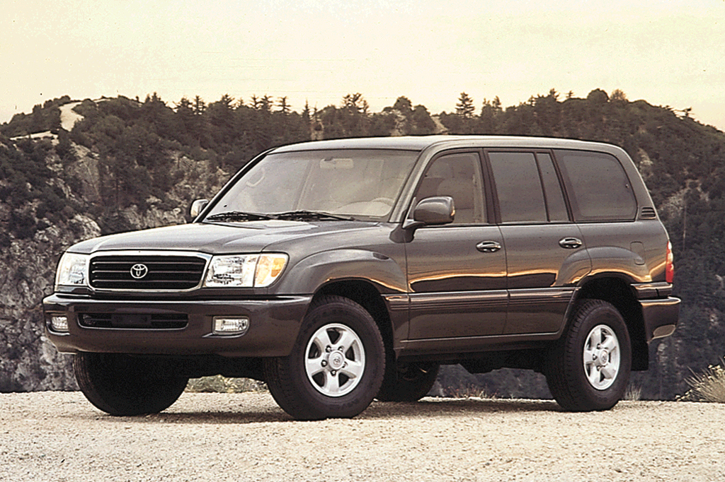 Toyota Certified Pre Owned >> 1998-07 Toyota Land Cruiser | Consumer Guide Auto