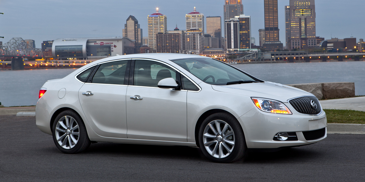 2015 Buick Verano Best Buy