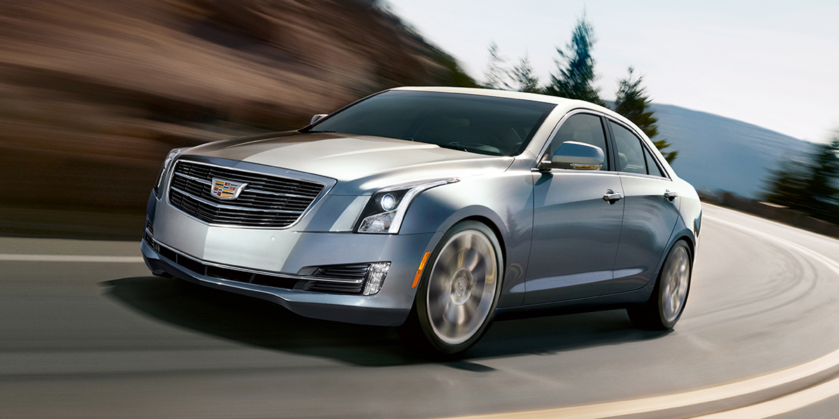 Four Door Sports Cars >> 2015 Cadillac ATS | Consumer Guide Auto