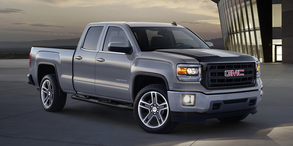 Chevrolet Certified Pre Owned >> 2015 GMC Sierra | Consumer Guide Auto