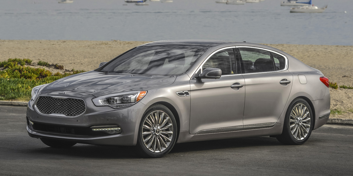 2015 Kia K900 Best Buy