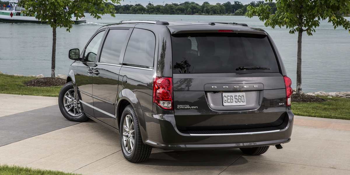 Dodge Grand Caravan Mpg >> 2015 Dodge Grand Caravan Consumer Guide Auto