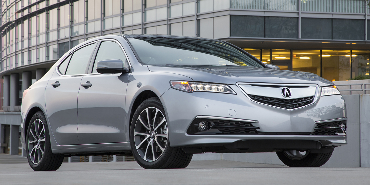 2015 Acura TLX Best Buy