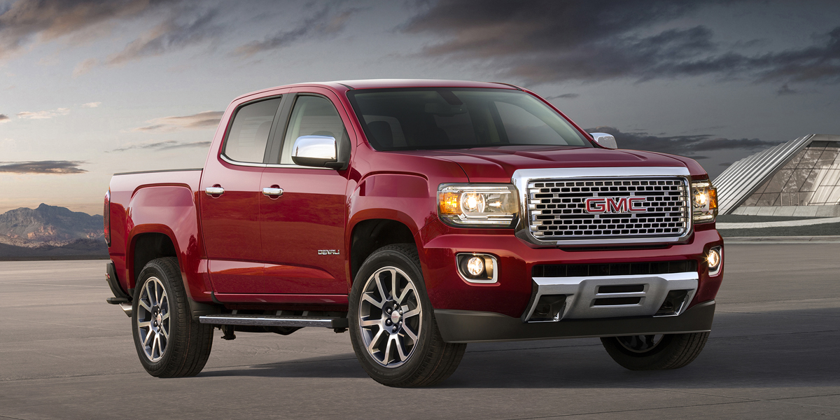 2017 Gmc Canyon Best Review