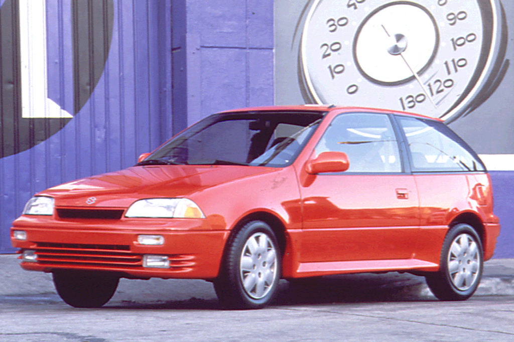 1990-94 Suzuki Swift | Consumer Guide Auto