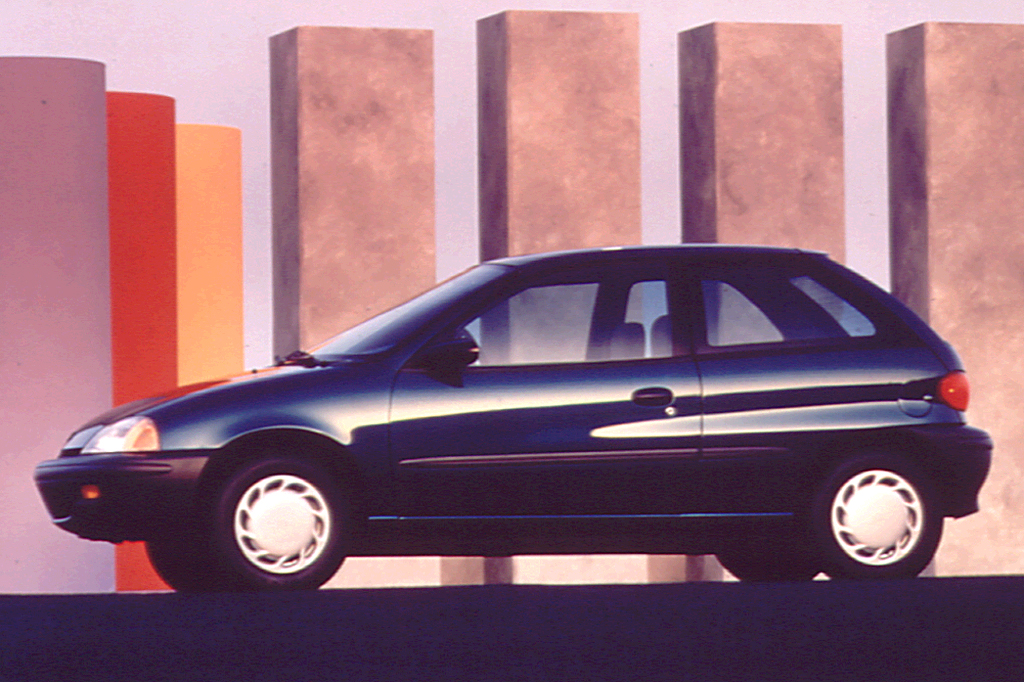 1995-01 Suzuki Swift | Consumer Guide Auto