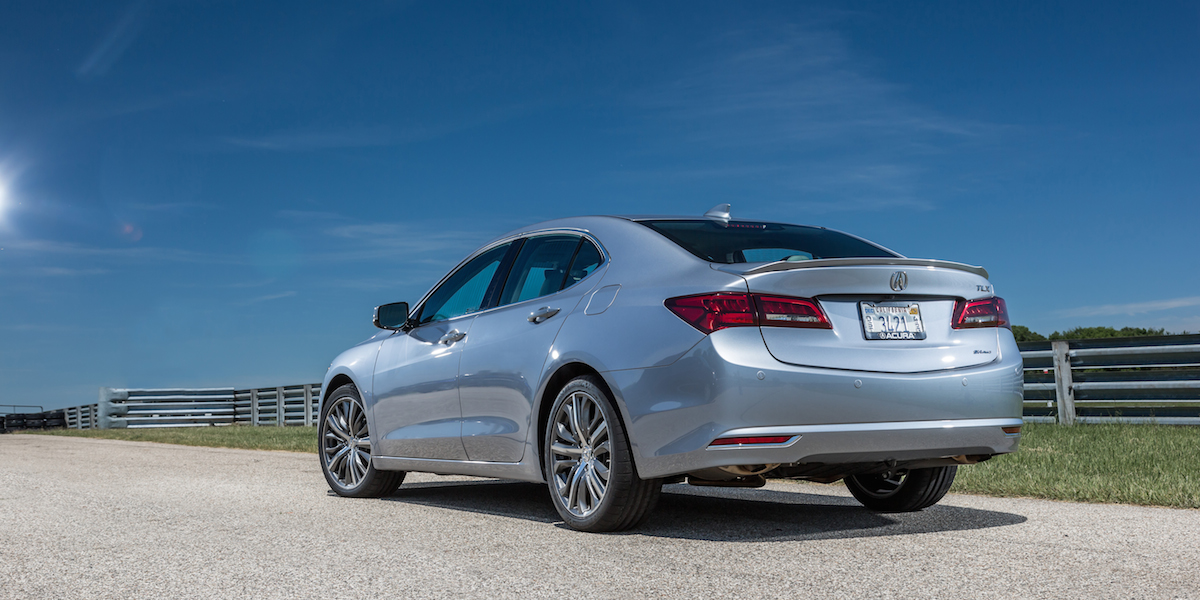 Acura Certified Pre Owned >> 2016 Acura TLX Best Buy Review | Consumer Guide Auto