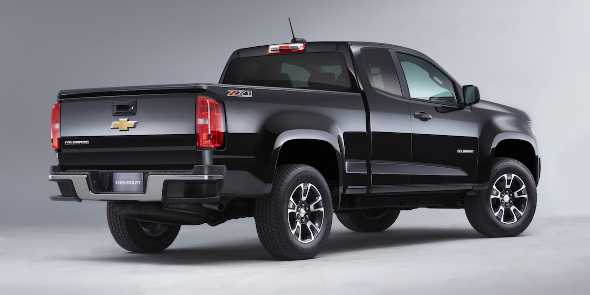 What Is Bigger A Chevy Colorado Or Toyota Tacoma.html ...
