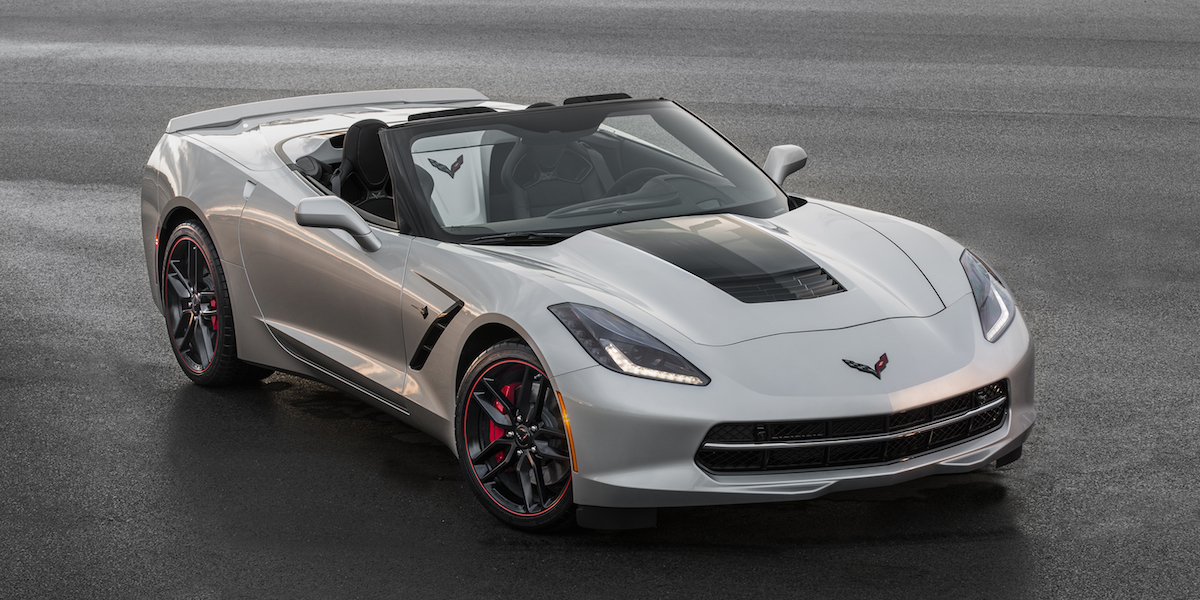 2016 Chevrolet Corvette Best Buy