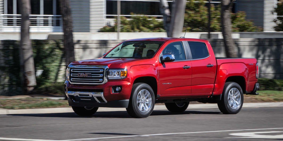 GMC Canyon SEL