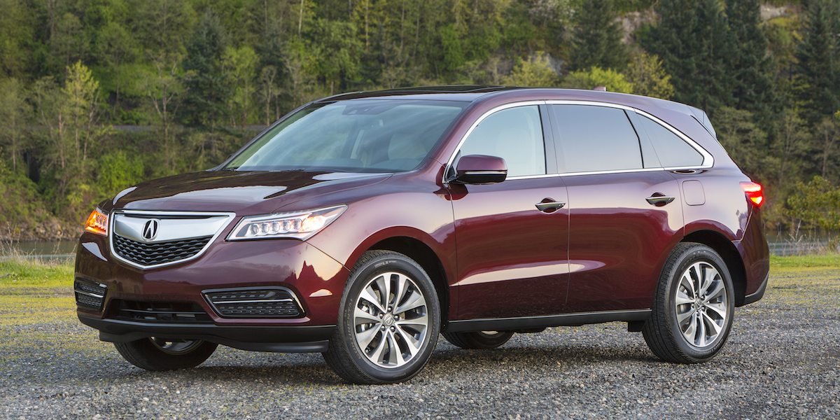 2016 Acura MDX Best Buy Review | Consumer Guide Auto