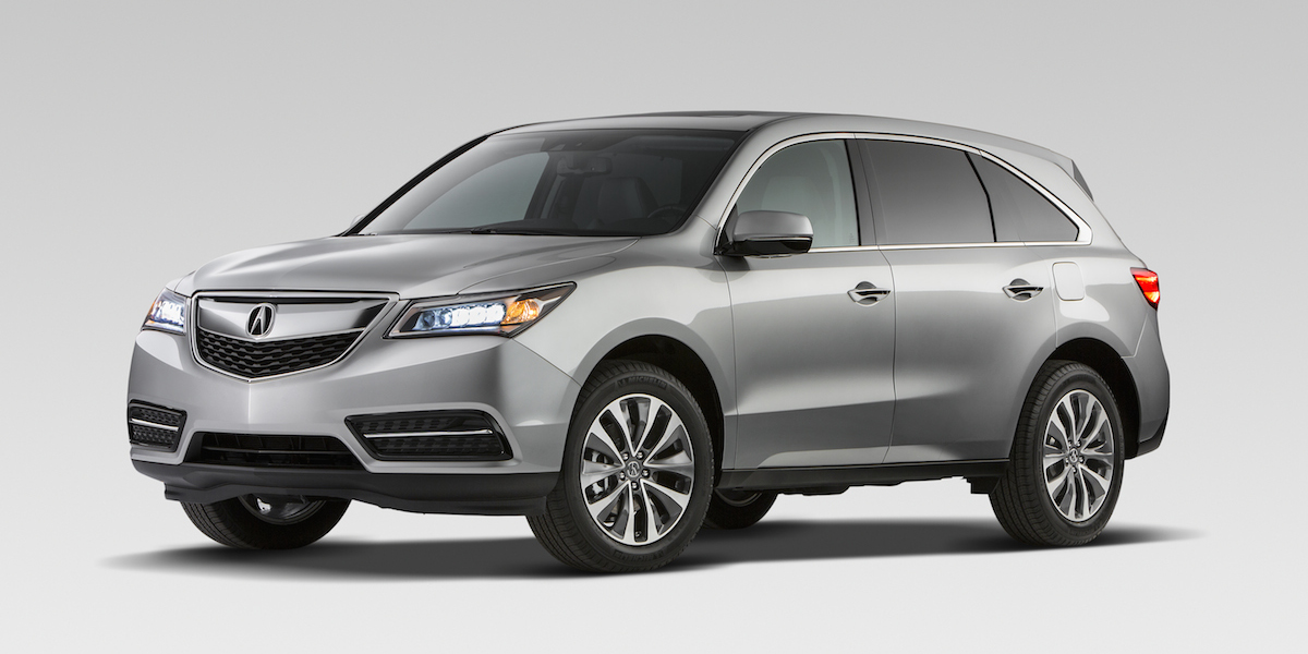 Mdx Used Car Certified