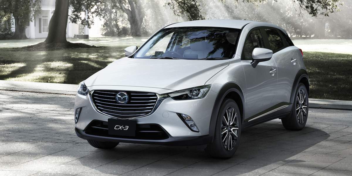 2016 Mazda CX-3 Best Buy