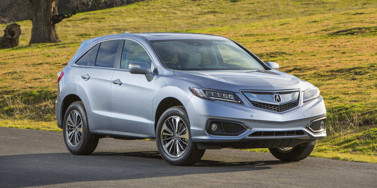 2016 Acura RDX Best Buy Review | Consumer Guide Auto