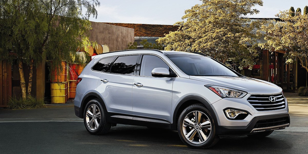 2016 Hyundai Santa Fe Sport Best Review