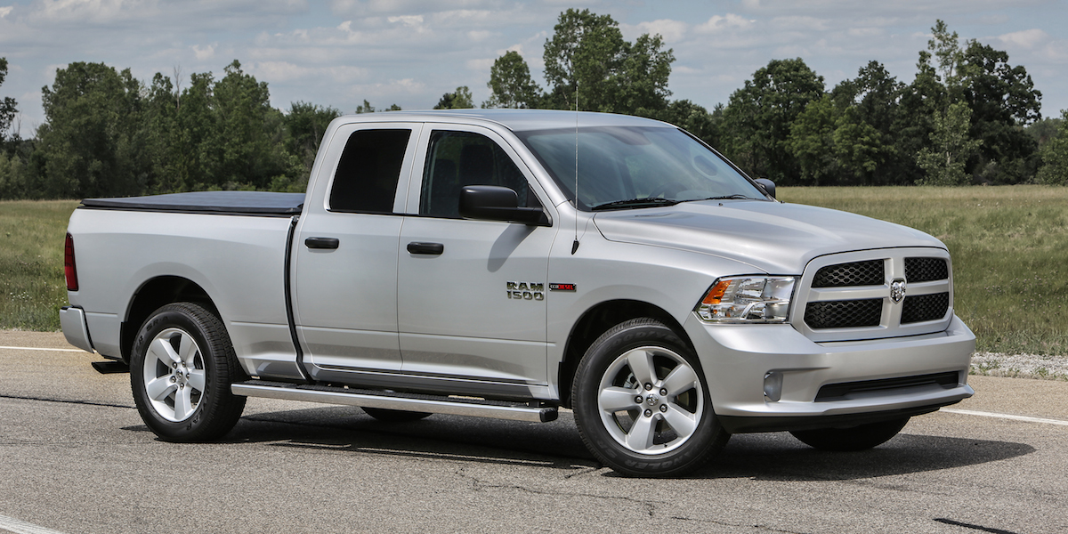 Dodge Ram 2016 >> 2016 Ram 1500 Best Buy Review Consumer Guide Auto