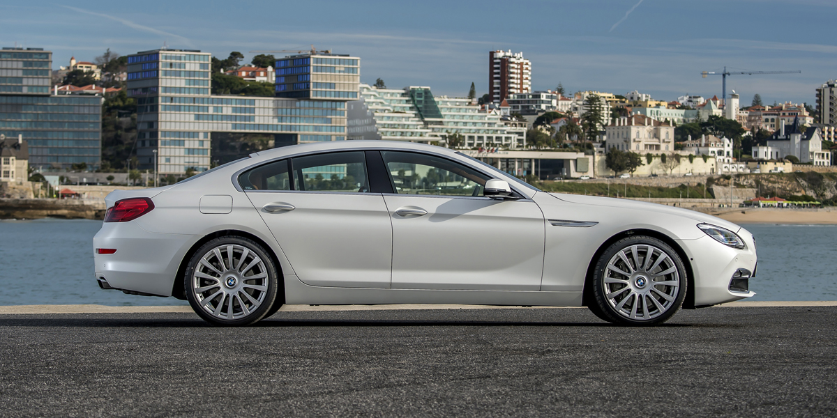 2017 Bmw 6 Series Convertible 650i Grand Coup