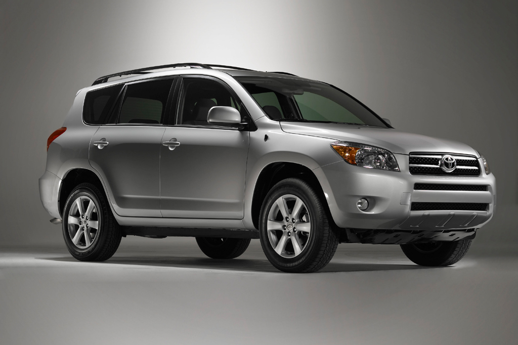 Extended Warranty For Used Cars >> 2006-12 Toyota RAV4 | Consumer Guide Auto