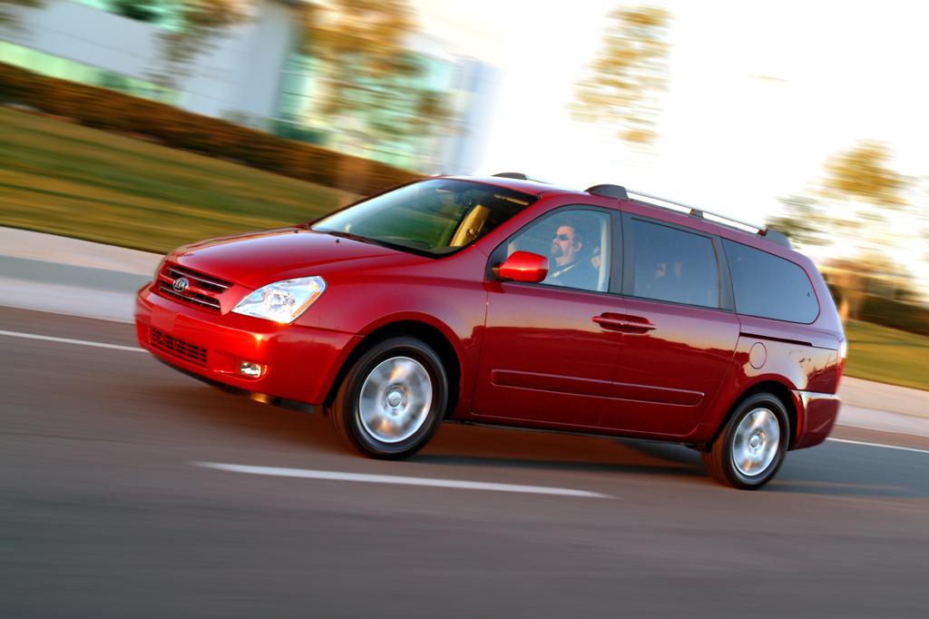 Best Value Auto >> 2006-14 Kia Sedona | Consumer Guide Auto