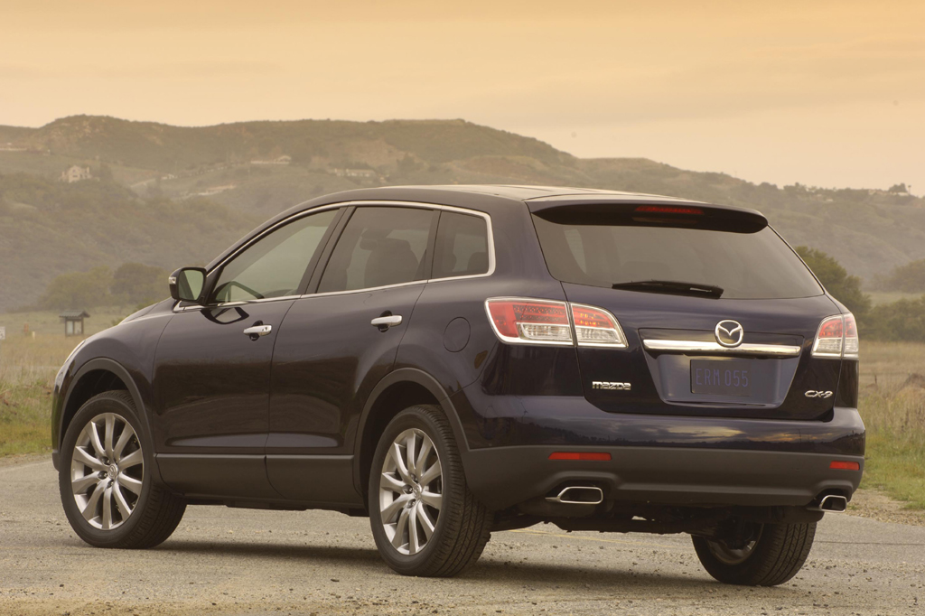 2007-14 Mazda CX-9 | Consumer Guide Auto on