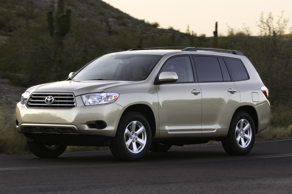 Certified Used Toyota >> 2008-13 Toyota Highlander | Consumer Guide Auto